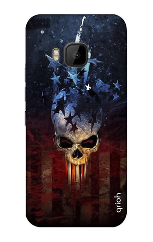 Star Skull HTC M9 Cases & Covers Online