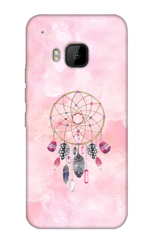 Pink Dreamcatcher HTC M9 Cases & Covers Online