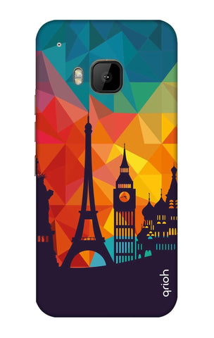 Wonders Of World HTC M9 Cases & Covers Online