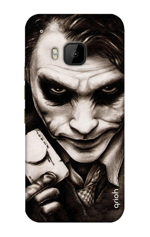 Why So Serious HTC M9 Cases & Covers Online