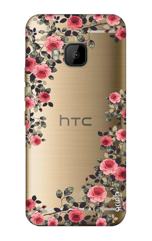 Floral French HTC M9 Cases & Covers Online