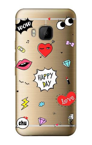 Doodle HTC M9 Cases & Covers Online