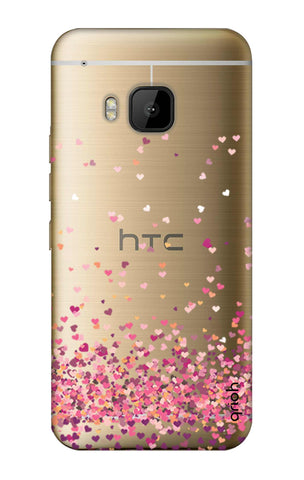 Cluster Of Hearts HTC M9 Cases & Covers Online