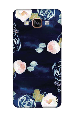 Floral Space Cadet Samsung A7 Cases & Covers Online