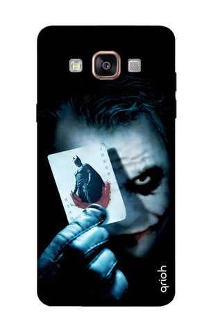 Joker Hunt Samsung A7 Cases & Covers Online