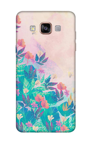 Flower Sky Samsung A7 Cases & Covers Online