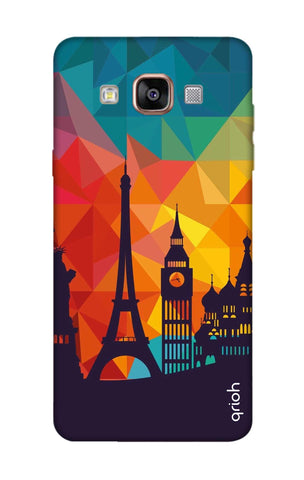 Wonders Of World Samsung A7 Cases & Covers Online