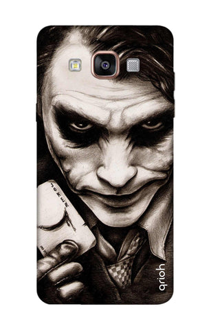Why So Serious Samsung A7 Cases & Covers Online