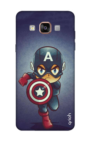 Toy Capt America Samsung A7 Cases & Covers Online