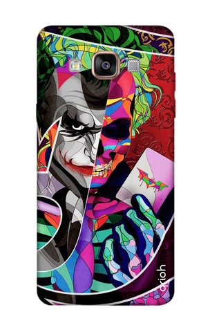 Color Pop Joker Samsung A7 Cases & Covers Online