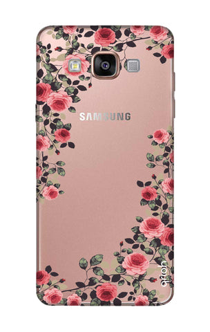 Floral French Samsung A7 Cases & Covers Online