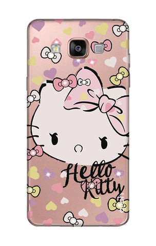 Bling Kitty Samsung A7 Cases & Covers Online