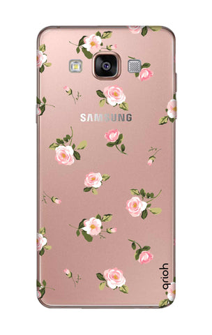 Pink Rose All Over Samsung A7 Cases & Covers Online