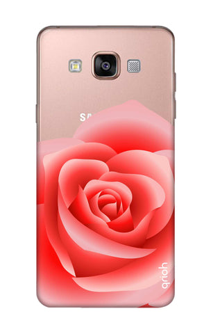 Peach Rose Samsung A7 Cases & Covers Online