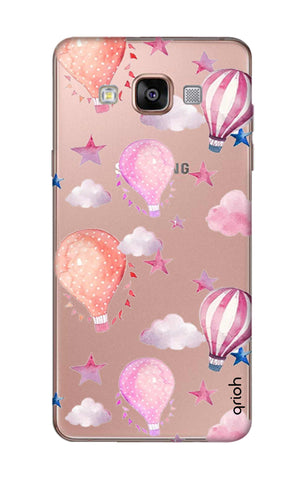 Flying Balloons Samsung A7 Cases & Covers Online