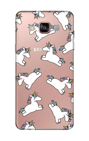 Jumping Unicorns Samsung A7 Cases & Covers Online