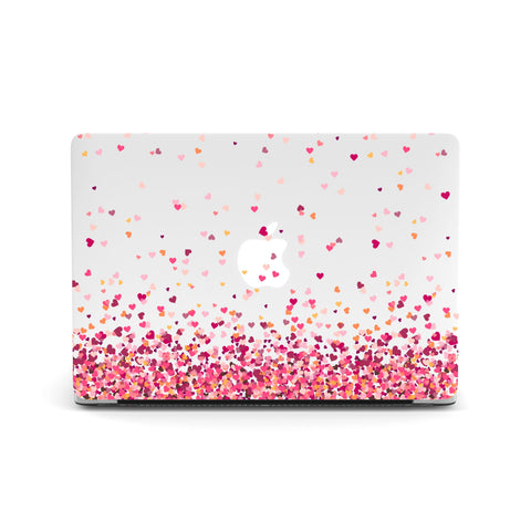 Bundle of Hearts Macbook Covers