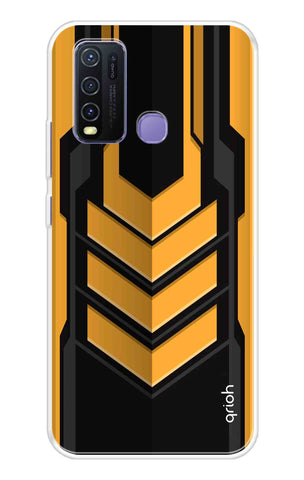 Futuristic Arrow Case Vivo Y50 Cases & Covers Online
