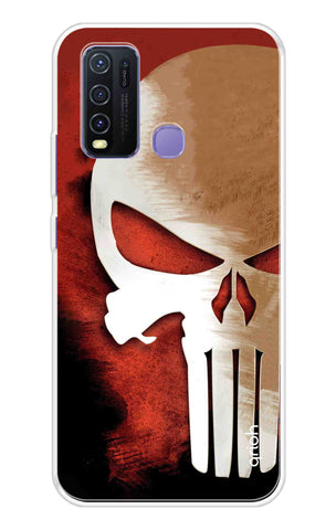 Red Skull Case Vivo Y50 Cases & Covers Online