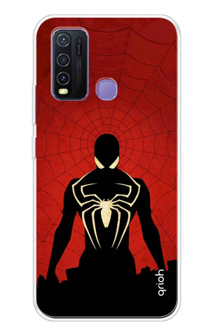 Mighty Superhero Case Vivo Y50 Cases & Covers Online