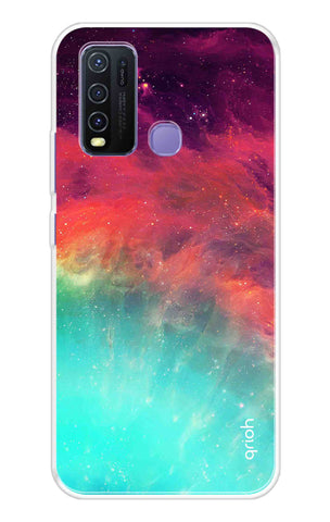 Colorful Aura Case Vivo Y50 Cases & Covers Online