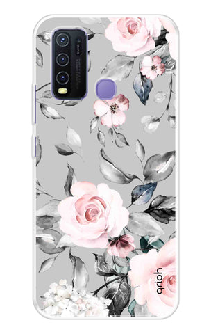 Gloomy Roses Case Vivo Y50 Cases & Covers Online
