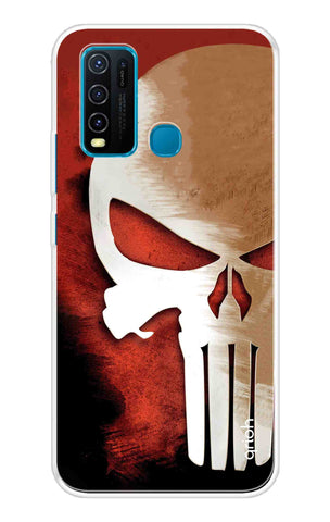 Red Skull Case Vivo Y30 Cases & Covers Online