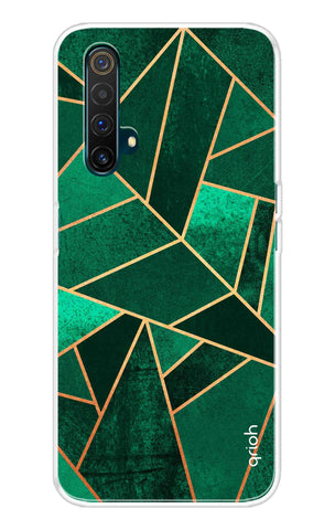 Emerald Tiles Case Realme X3 Cases & Covers Online