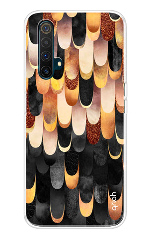 Bronze Abstract Case Realme X3 Cases & Covers Online