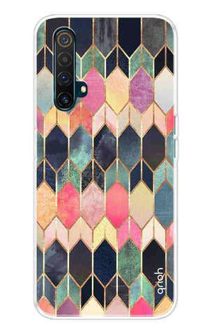 Colorful Brick Pattern Case Realme X3 Cases & Covers Online