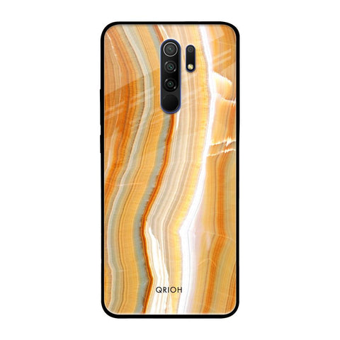 Aesthetic Mountains Redmi 9 prime Glass Cases & Covers Online