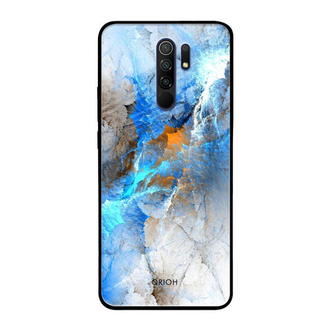 Great Cosmos Redmi 9 prime Glass Cases & Covers Online