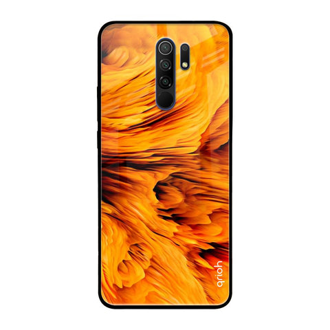 Violent Blaze Redmi 9 prime Glass Cases & Covers Online