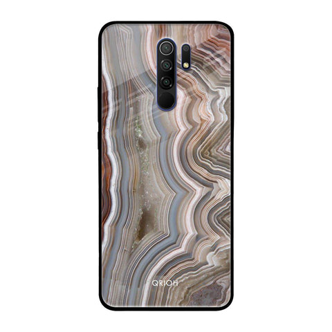 Carved Stone Redmi 9 prime Glass Cases & Covers Online