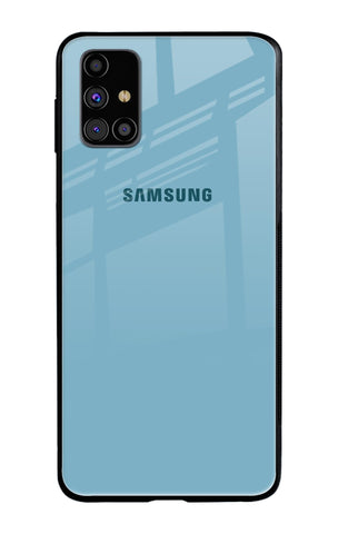 Sapphire Samsung Galaxy M31s Glass Cases & Covers Online