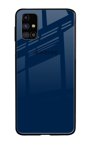 Royal Navy Samsung Galaxy M31s Glass Cases & Covers Online