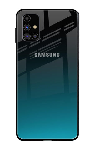 Ultramarine Samsung Galaxy M31s Glass Cases & Covers Online