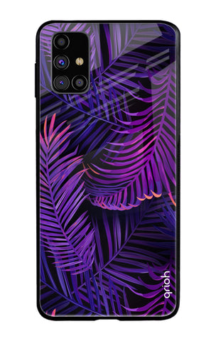Plush Nature Samsung Galaxy M31s Glass Cases & Covers Online