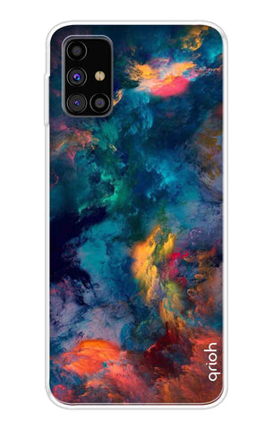 Cloudburst Samsung Galaxy M31s Cases & Covers Online