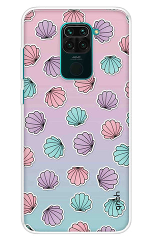Gradient Flowers Redmi Note 9 Cases & Covers Online