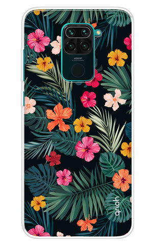 Floral Cluster Case Redmi Note 9 Cases & Covers Online