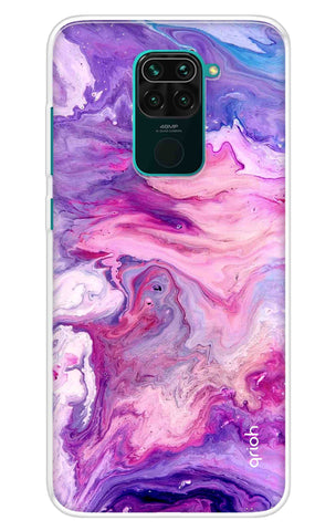 Cosmic Galaxy Case Redmi Note 9 Cases & Covers Online