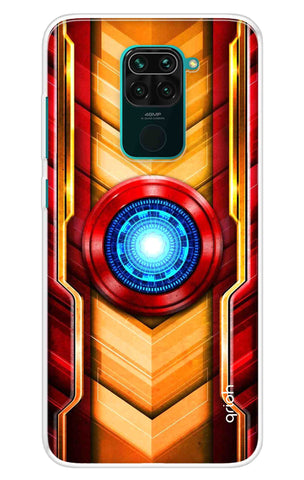 Arc Reactor Case Redmi Note 9 Cases & Covers Online