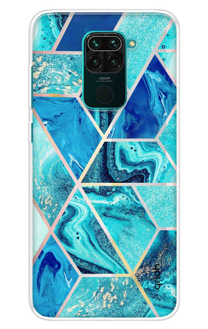 Aquatic Tiles Case Redmi Note 9 Cases & Covers Online