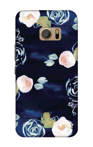 Floral Space Cadet HTC M10 Cases & Covers Online