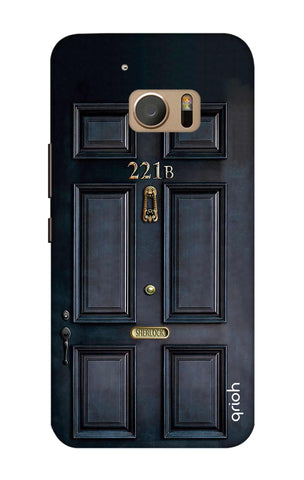 Baker Street Door HTC M10 Cases & Covers Online
