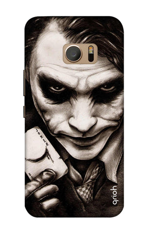Why So Serious HTC M10 Cases & Covers Online