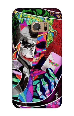Color Pop Joker HTC M10 Cases & Covers Online
