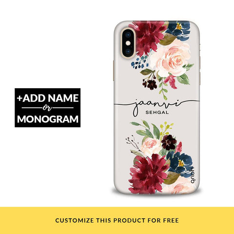 Spring Bloom Customized Phone Cover