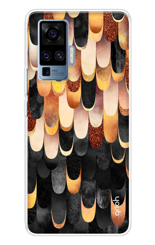 Bronze Abstract Case Vivo X50 Pro Cases & Covers Online